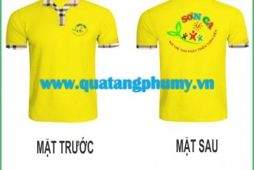 Sức mạnh tiếp thị từ những chiếc áo thun in logo