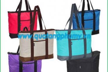 Túi vải không dệt ép chất liệu cotton
