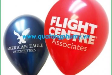 Bóng bay in logo, sự lựa chọn của nhiều doanh nghiệp