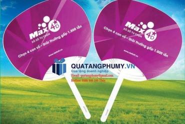 Quạt nhựa PP – Quạt nhựa quảng cáo chất lượng