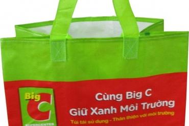 May túi vải không dệt ở đâu tốt nhất Việt Nam