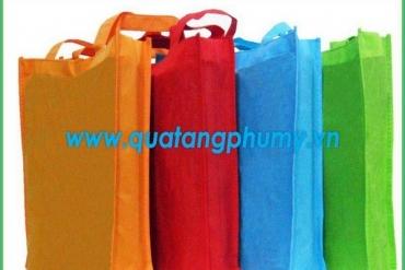 Sản xuất túi vải không dệt giá rẻ, chiết khấu cao cho các đơn hàng lớn