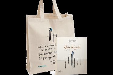 Túi vải bố thời trang – món quà cho mọi đối tượng