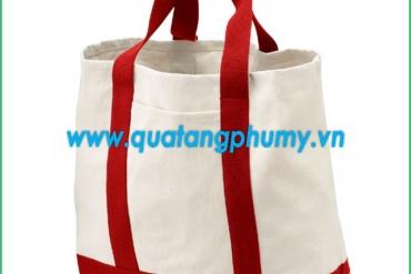 Sử dụng túi vải cho môi trường xanh