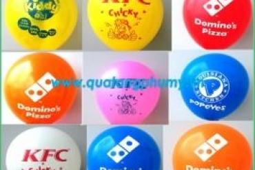Giới thiệu đến bạn nơi in logo lên bong bóng
