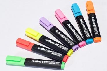 Đặt in bút dạ quang quảng cáo ở đâu tốt nhất