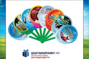 Công ty Quà tặng Phú Mỹ nhận sản xuất cán quạt số lượng lớn