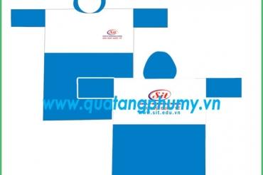Quà Tặng Phú Mỹ chuyên in áo mưa theo yêu cầu