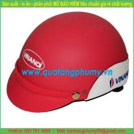 Mũ bảo hiểm in Logo LH14