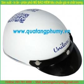 Mũ bảo hiểm in Logo LH26