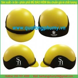 Mũ bảo hiểm in Logo LH42
