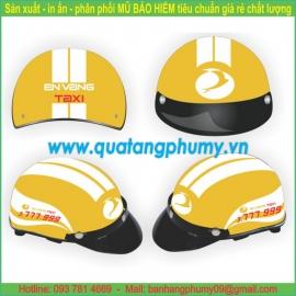 Mũ bảo hiểm in Logo LH5