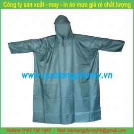 Áo mưa cánh dơi AD1