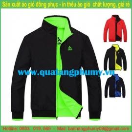 May áo khoác - áo gió đồng phục AK1
