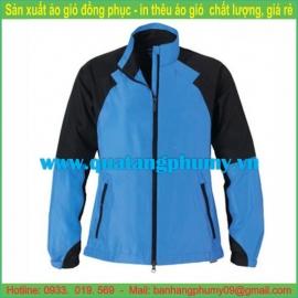 May áo khoác-áo gió đồng phục AK7