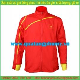 May áo khoác-áo gió đồng phục AK25