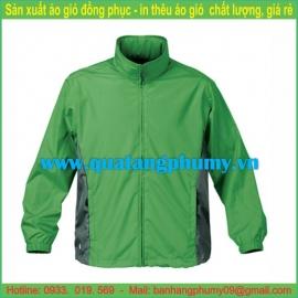 May áo khoác-áo gió đồng phục AK34