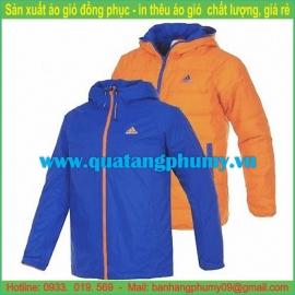 May áo khoác-áo gió đồng phục AK39