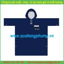Mẫu in áo mưa AI22