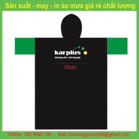 Mẫu in áo mưa AI4