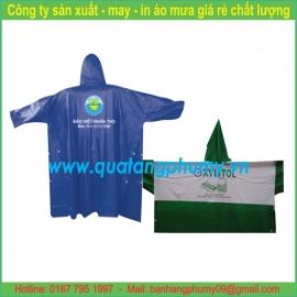 Áo mưa quà tặng AQ14
