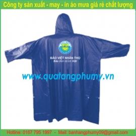 Áo mưa quà tặng AQ15