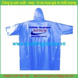 Áo mưa quà tặng AQ5
