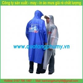 Áo mưa quà tặng AQ6
