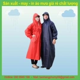 Áo mưa thun tay AT11
