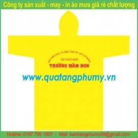 Áo mưa trẻ em AT1