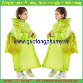 Áo mưa trẻ em AT21