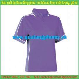 May áo thun đồng phục AT24
