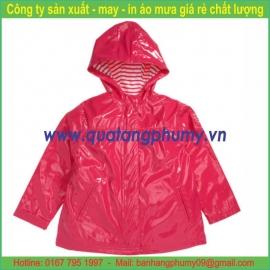 Áo mưa trẻ em AT23