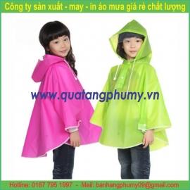 Áo mưa trẻ em AT26
