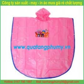 Áo mưa trẻ em AT3