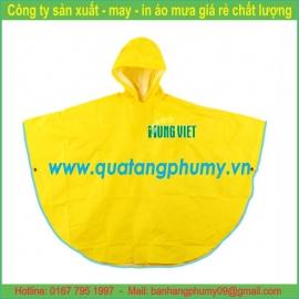 Áo mưa trẻ em AT6