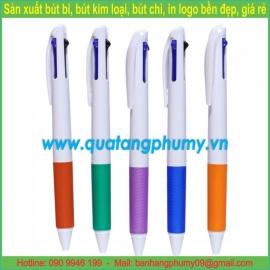 Bút bi nhựa 2 ngòi