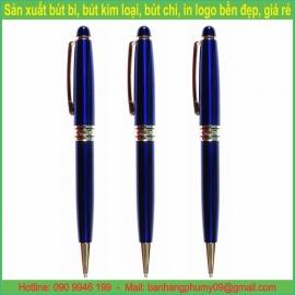 Bút bi kim loại 01