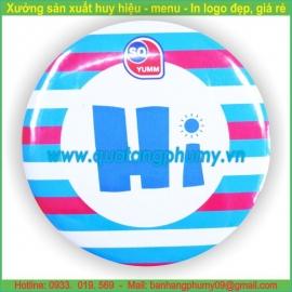 Huy hiệu nhựa HN7