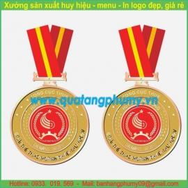 Huy chương kim loại HK7