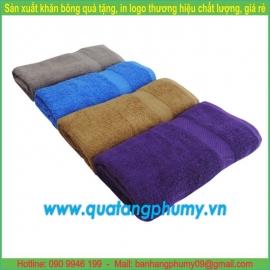 Sản xuất khăn tắm TT14