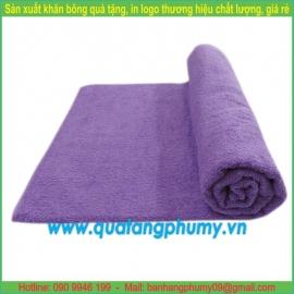 Sản xuất khăn tắm TT16