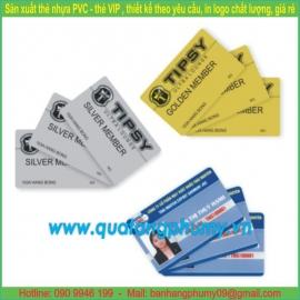 Thẻ nhựa PC10