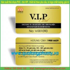 Thẻ nhựa PC20