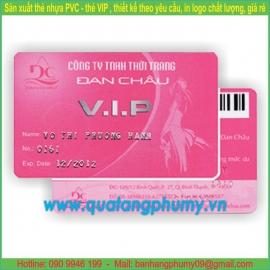 Thẻ nhựa PC8