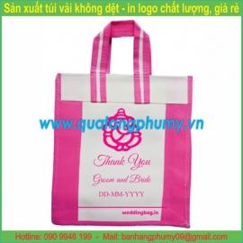 Túi vải không dệt TVD18