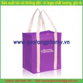 Túi vải không dệt TVD27
