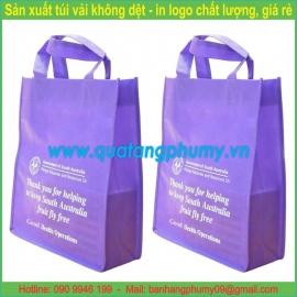 Túi vải không dệt TVD4