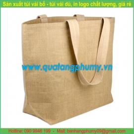 Túi vải bố - túi vải cotton TB11