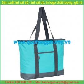 Túi vải bố - túi vải cotton TB14